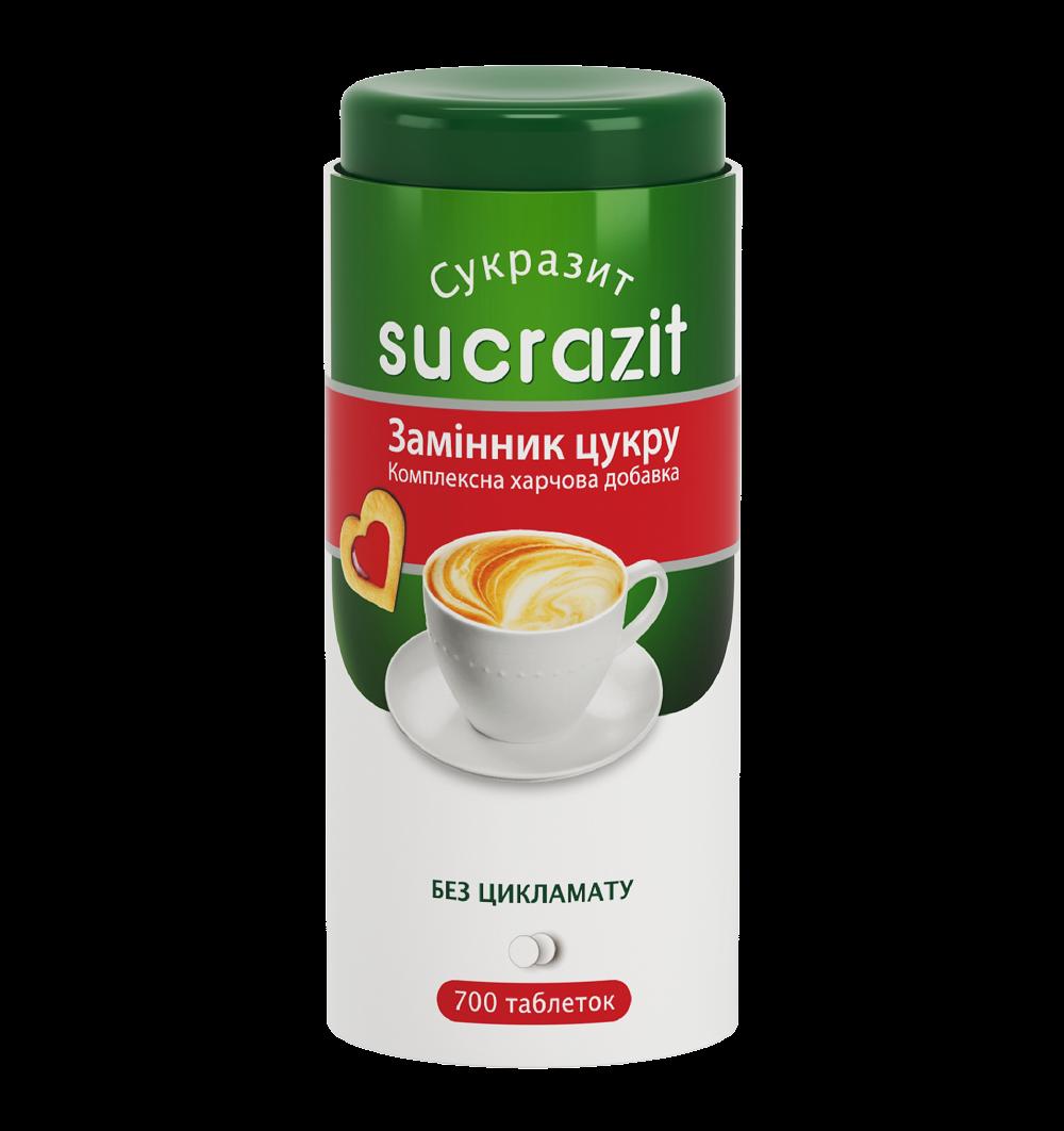 Заменитель сахара Sukrazit Patent 700 таблеток