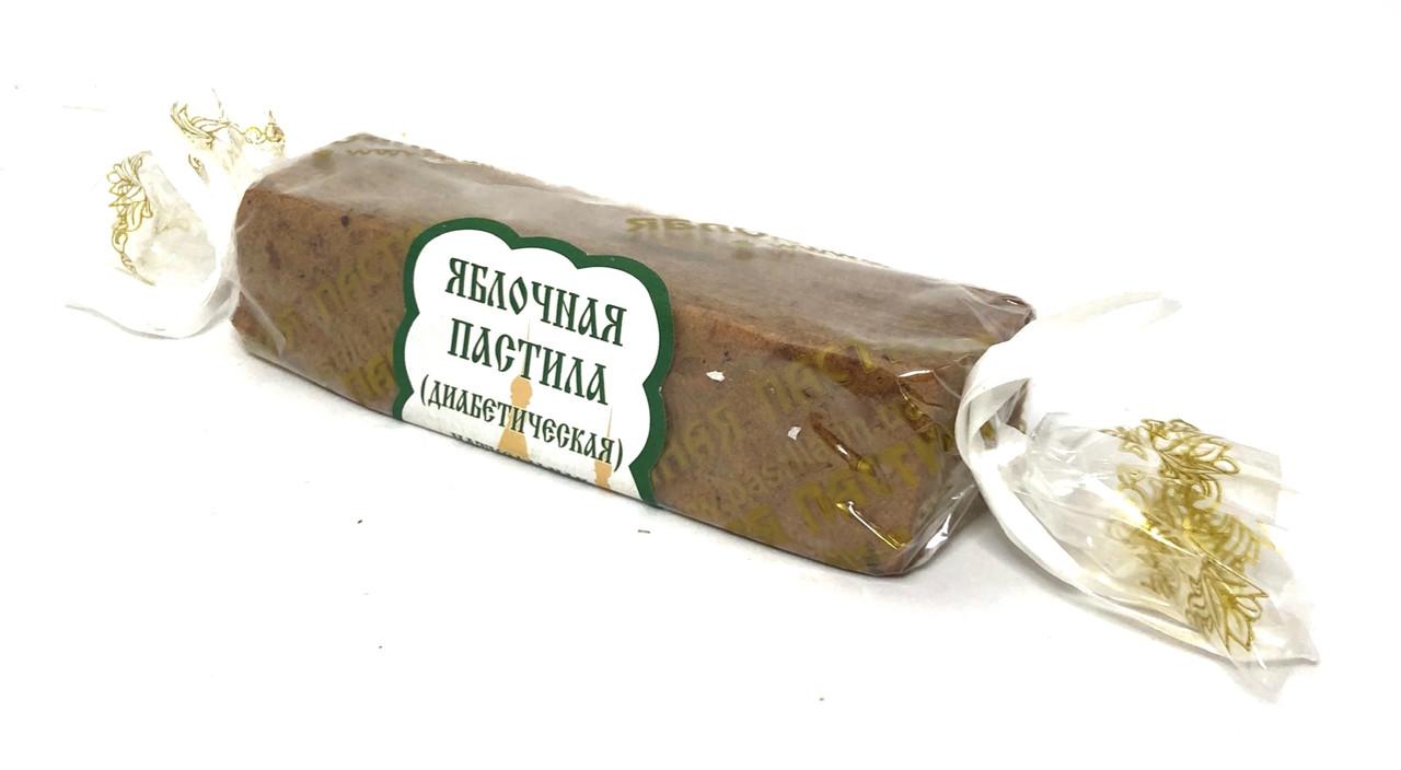 Яблучна Пастила Діабетична без цукру, 70 г, Мекон