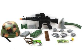 Военные и полицейские наборы