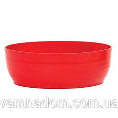 Чаша для гипса 150*50 мм INTERTOOL KT-0031