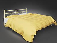 Кровать двуспальная металлическая Лаванда