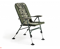 Карповое кресло Mivardi CamoCODE усиленное до 160 кг (M-CHCCQ), фото 1