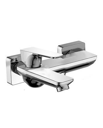 Змішувач для ванни Imprese Valtice 10320, хром, фото 2