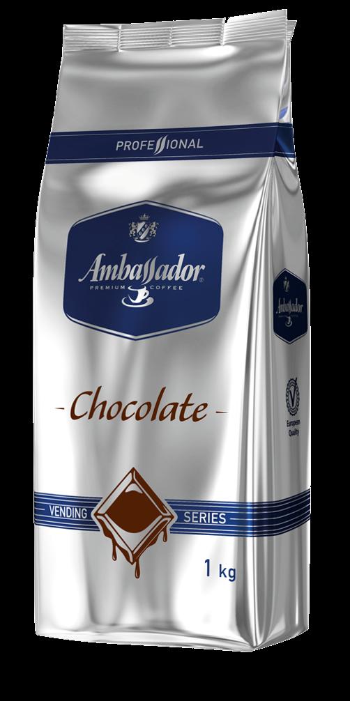 Шоколад горячий для вендинга Ambassador Chocolate, 1000г