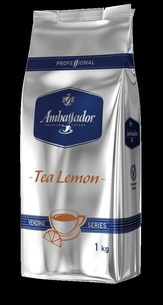 Чай з лимоном для вендингу Ambassador Tea Lemon, 1000г