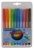 Фломастеры Centropen Colour World 7550 10 цветов