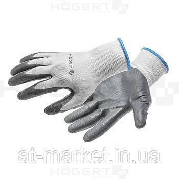Рабочие перчатки нитриловые HT5K215