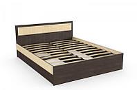 Кровать ДСП с нишей для белья