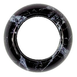 Черный мрамор