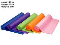 Коврик для йоги Shock athletic mat - йогомат, фото 1