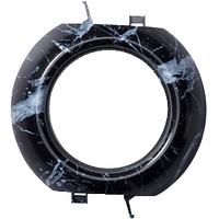 "Рамка для комбинаций ""Средняя"" RENOVA черный мрамор, Schneider Electric, WDE011466"