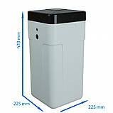 Невеликий пом'якшувач води для квартири U-1017 (12 літрів) - 1 санвузол, фото 4