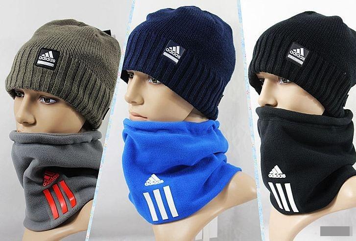 Зимние теплые шапки Adidas Climawarm. Купить шапку унисекс. Интернет магазин.  Качество оригинал. Код  КЕ126 b53139a4503bc