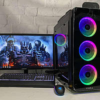 Игровой компьютер Intel Core i5-9400f + GTX 1060 6Gb + RAM 16Gb + HDD 1000Gb