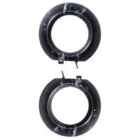 Комбинированная боковая рамка RENOVA черный мрамор, Schneider Electric, WDE011465