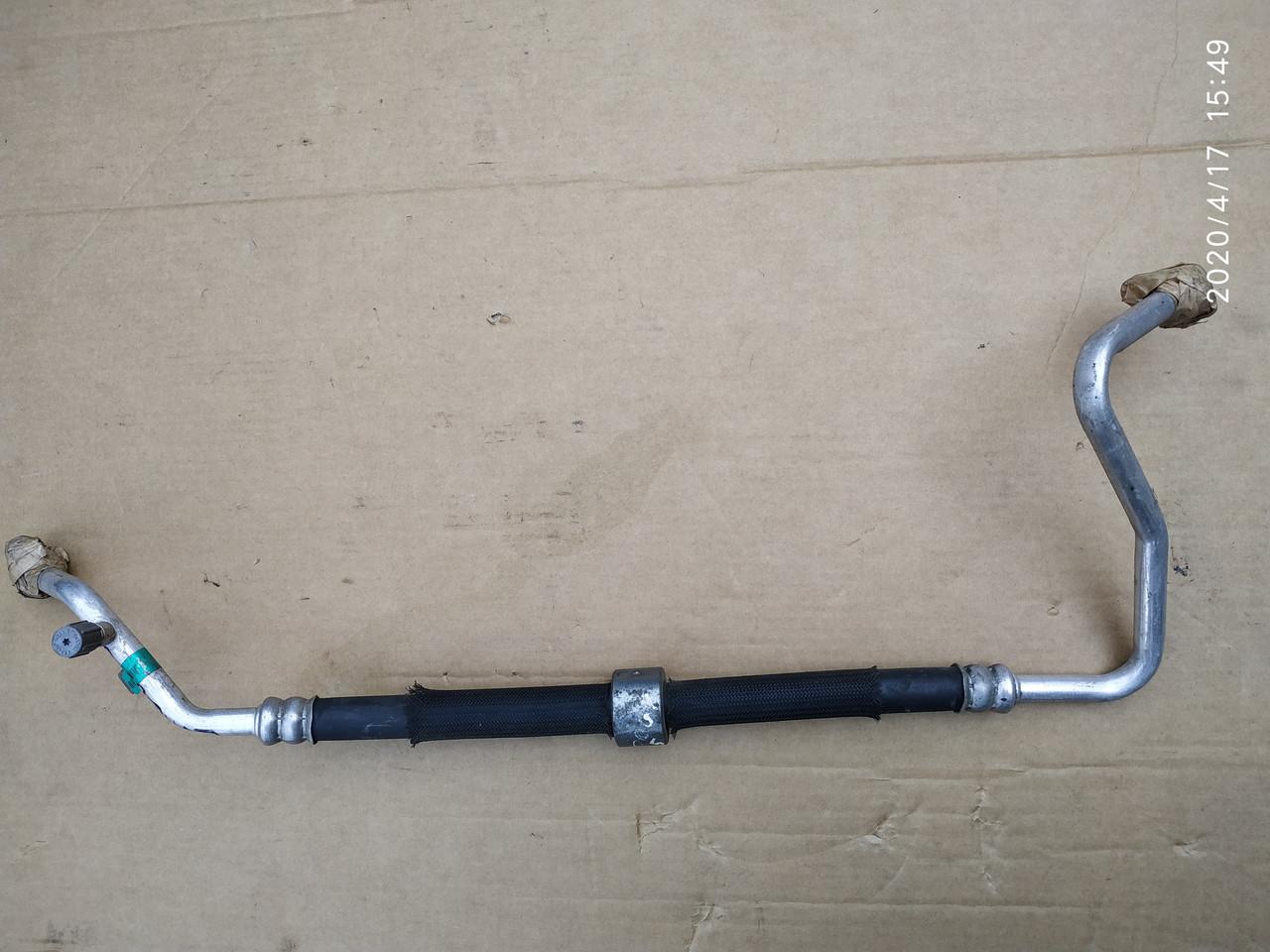 Трубка кондиционера Рено Лоджи / Докер (радиатор-компрессор) б/у