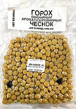 Горох Art Fishing в вакуумной упаковке, Чеснок, 100гр