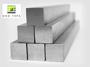 Алюминиевый квадрат 30 мм 6082 Т6 (АД35Т)