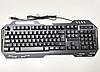 Профессиональная проводная игровая USB клавиатура с подсветкой KEYBOARD GK-900, фото 2