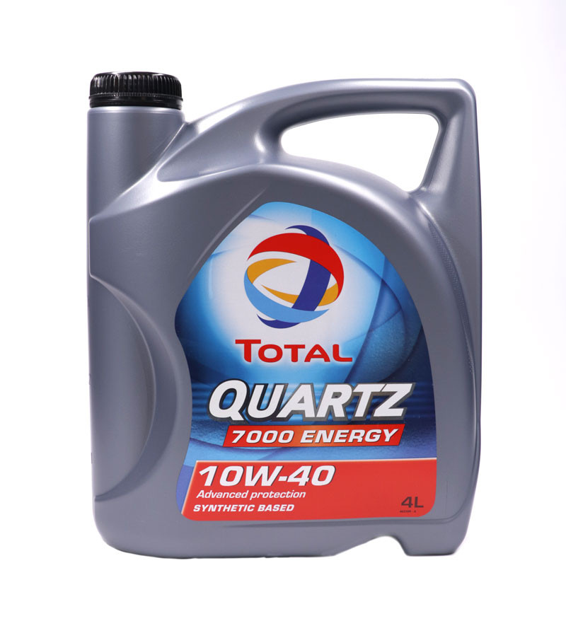 Моторное масло Total QUARTZ 7000 EGY10W40 4L