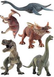 Вафельна картинка для кондитерських виробів Динозаври (аркуш А4) 9