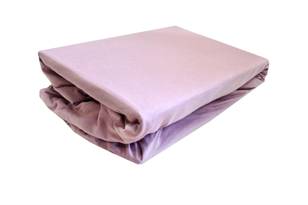 Простынь полуторная на резинке 160х200+25 см. (2200000546548)