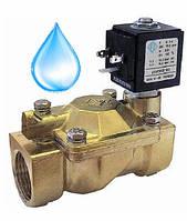 Электромагнитный клапан для воды (Италия)