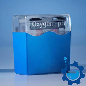 Таблетковий тестер для перевірки активного кисню і рівня рн у басейні Aquadoctor Box pH і O2 Німеччина, фото 2