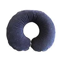 Дорожная надувная подушка intex