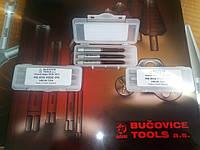 Метчик м/р M6 DIN352 6HX HSSE-PM c TiCN-покрытием для закалённых сталей