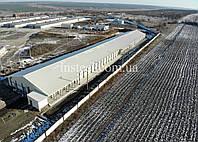 Здания с/х назначения: птичники, коровники, свинарники, овоще-, зернохранилища. Ангары ЛСТК от Инстил Украина