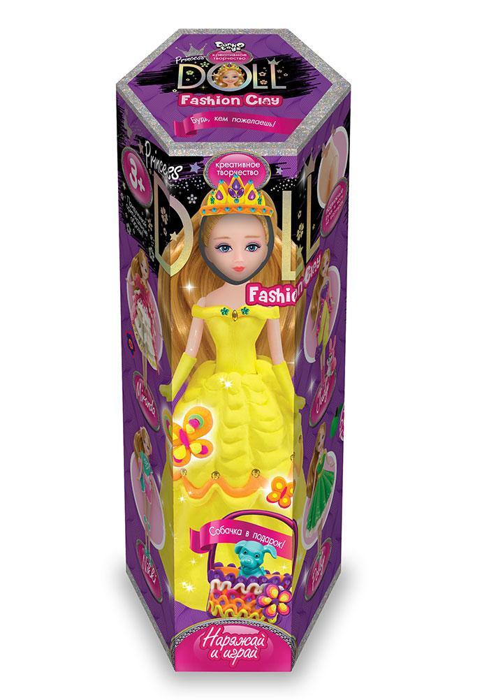 "Набор креативного творчества ""Princess doll"" большой,  CLPD-01-02"