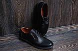 Чоловічі шкіряні туфлі Tommy HF ;, фото 6