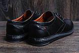Чоловічі шкіряні туфлі Tommy HF ;, фото 10