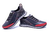 Мужские кожаные кроссовки FILA Tech Flex Blue ;, фото 4