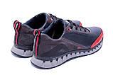 Мужские кожаные кроссовки FILA Tech Flex Blue ;, фото 5