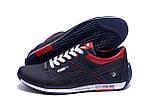 Мужские кожаные кроссовки Puma BMW MotorSport ., фото 5