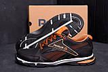 Мужские кожаные кроссовки Reebok Street Style Brown ., фото 7