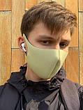 Маска-питта многоразовая антибактериальная защитная Pitta Mask, фото 4