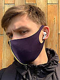 Маска-питта многоразовая антибактериальная защитная Pitta Mask, фото 7