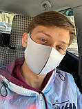Маска-питта многоразовая антибактериальная защитная Pitta Mask, фото 3