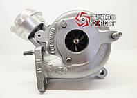 Турбина Audi A4 1.9 TDI (B6) 101 HP 454231-5007S, 454231-0004, AVB, BKE, 028145702HX, 038145702KX, 2000-2004, фото 1