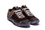 Мужские кожаные кроссовки Salomon Chocolate Trend ., фото 3