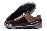 Мужские кожаные кроссовки Salomon Chocolate Trend ., фото 5
