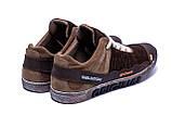 Мужские кожаные кроссовки Salomon Chocolate Trend ., фото 6