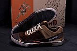 Мужские кожаные кроссовки Salomon Chocolate Trend ., фото 7
