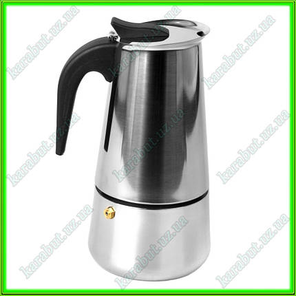 Кофеварка гейзерная V0,550л., фото 2