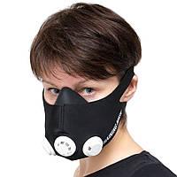 Маска для тренировки дыхания Training Mask Elevation 2.0 + чехол (12315) #S/O