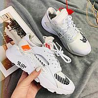 Кроссовки женские Nike Huarache x OFF-White  00025 ⏩ [ 36.38 ], фото 1