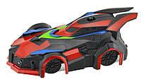 Радиоуправляемая антигравитационная машинка Climber Wall Racer MX-08 Red, игрушки, для детей